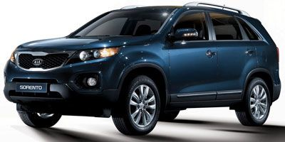2013 Kia Sorento: Best 2013 Crossover SUVs With 3rd Row Seating Http://