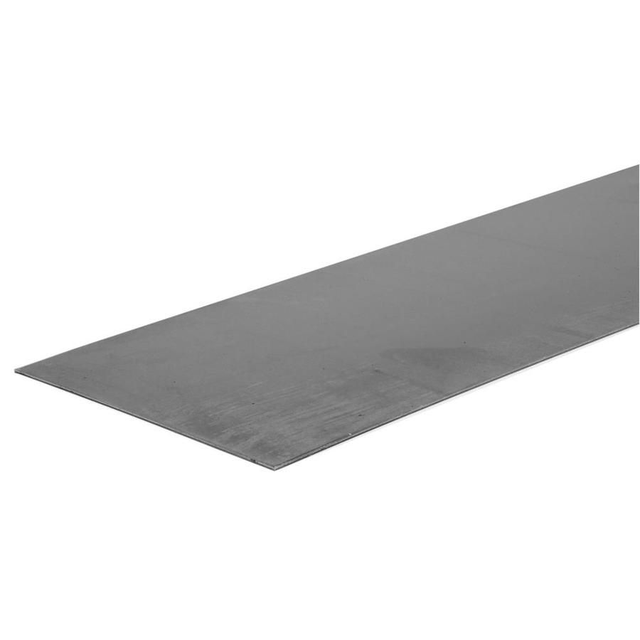 Hillman 24 In X 4 Ft Cold Rolled Weldable Steel Sheet Metal Steel Sheet Metal Cold Rolled Sheet Metal
