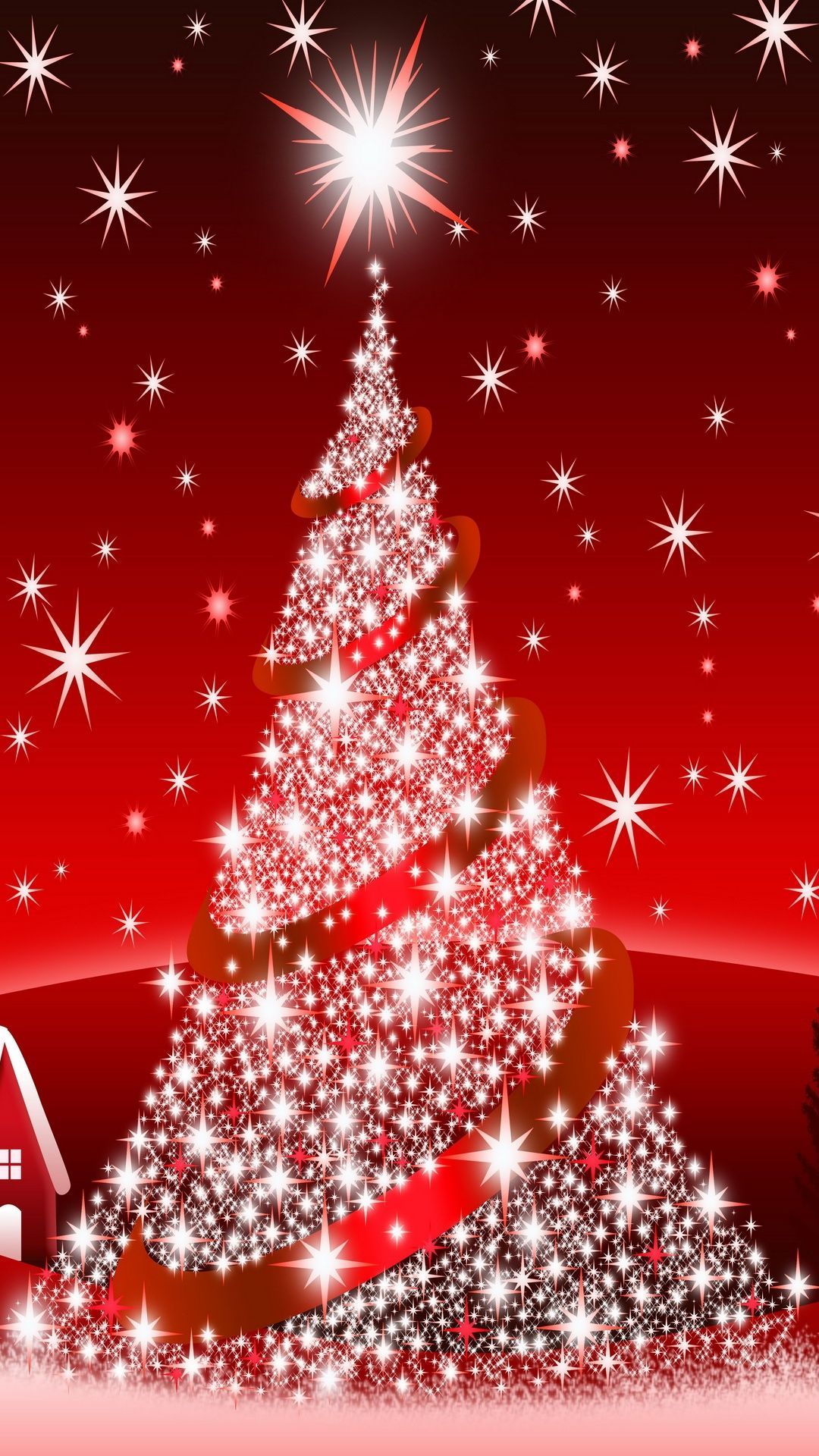merry christmas Apple iPhone 5s hd wallpapers available