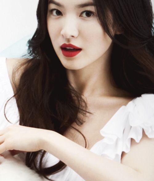 Korean Actress Song Hye Kyo | Kesukaan | Song hye kyo, Korean