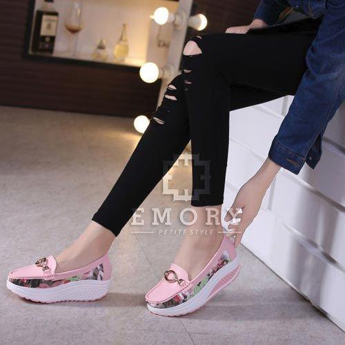 Sepatu Emory Pantchara Flat 2638 2 Sepatu Tas
