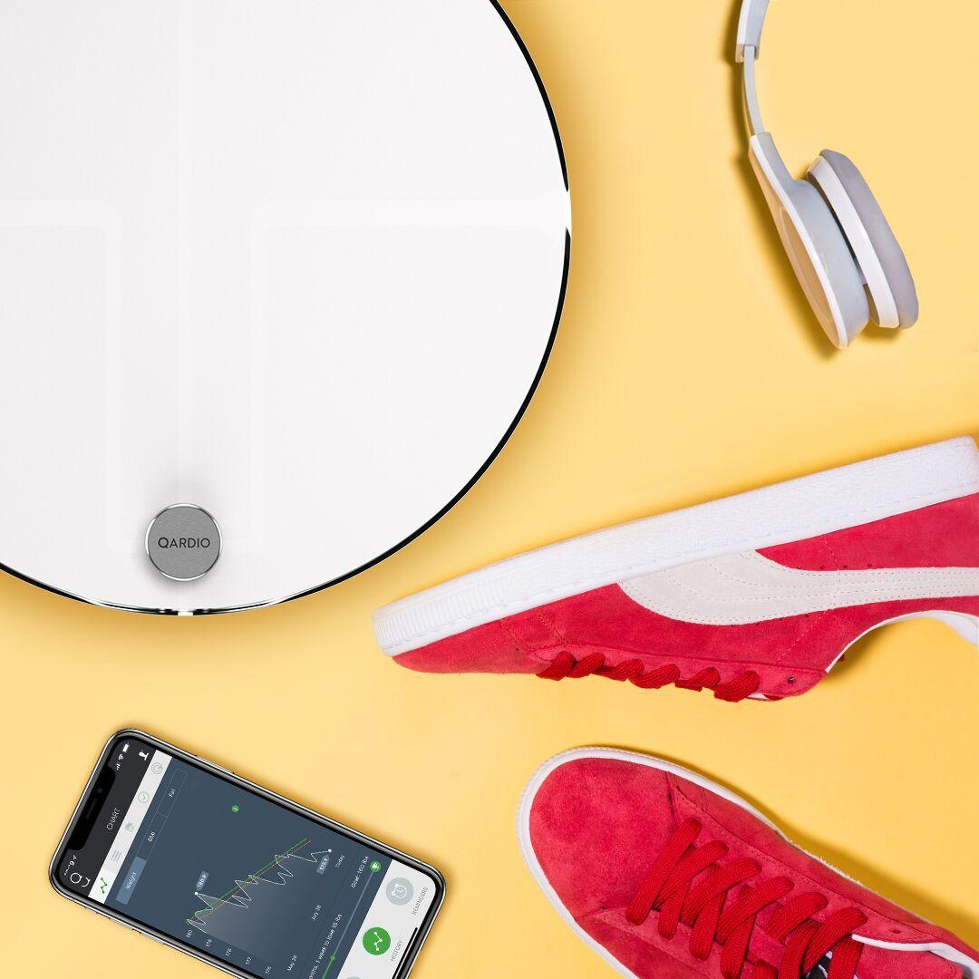 QardioBase WiFi Smart Scale by Smart scale, Body