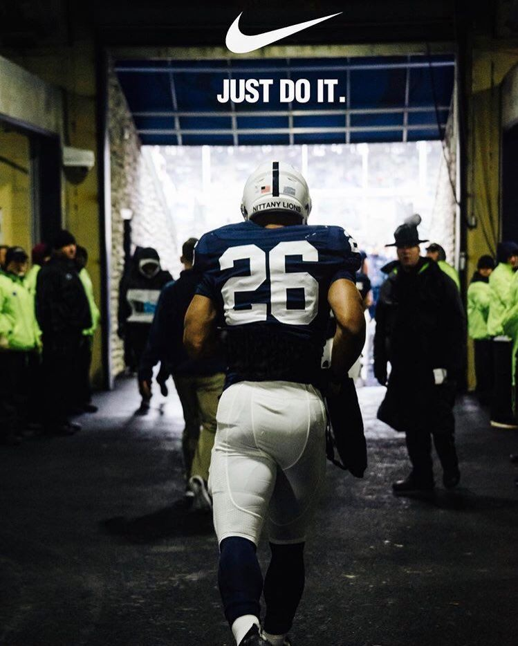 Saquon Barkley Signs Endorsement Deal with Nike Penn