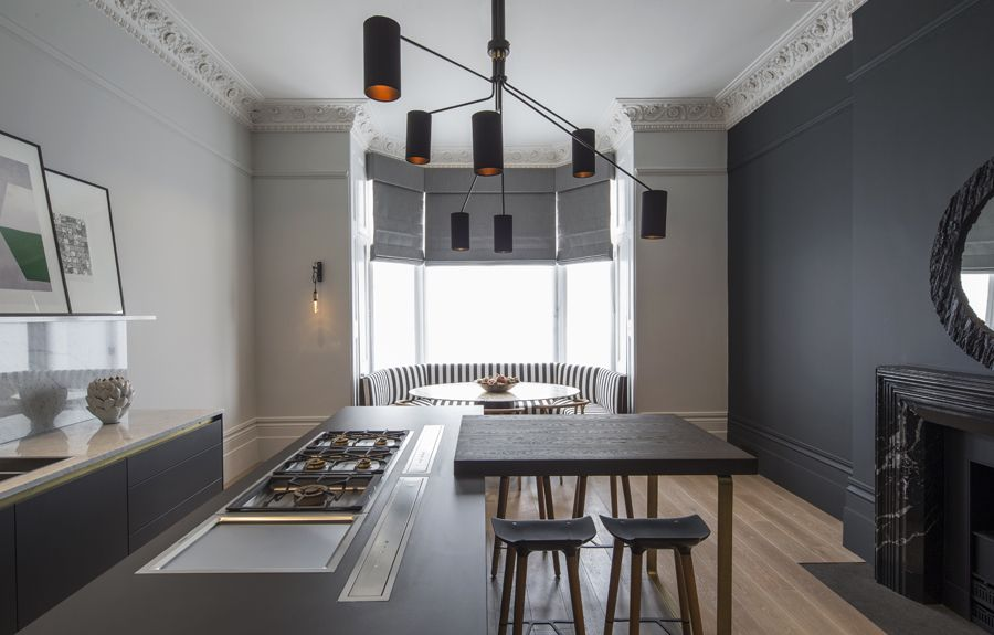 London Apartment by Roselind Wilson Design   Photo by Richard Waite ...