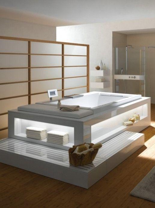 Whirlpool Bathtub For Chromotherapy Neorest Toto Badezimmer Zimmer Badewanne