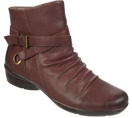 Naturalizer Cycle - Classic Cordovan Bali Goat Leather - FREE Shipping