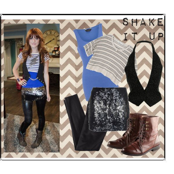 up and cece it rocky outfits Shake