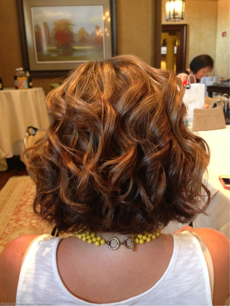 Pin By Varusha On Hair Wave Perm Short Hair Permed