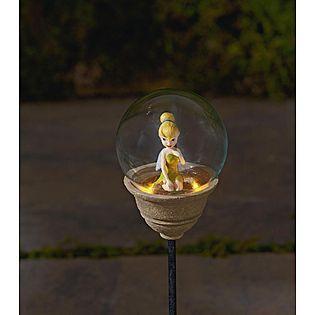 Disney  Solar Garden Stake   Tinkerbell