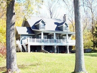Dewittville Bay Vacation Rental - VRBO 216947 - 6 BR Chautauqua Lake House in NY, Chautauqua Lake, NY Luxury Lakefront Home