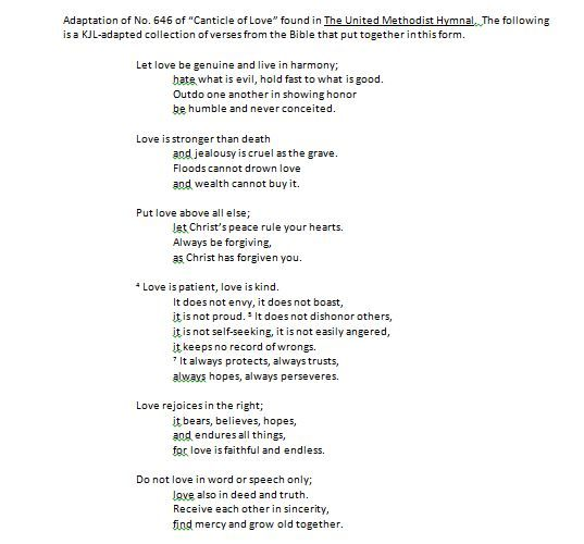 Canticle of Love reading Navy, mint \ coral wedding Pinterest - quick deed form