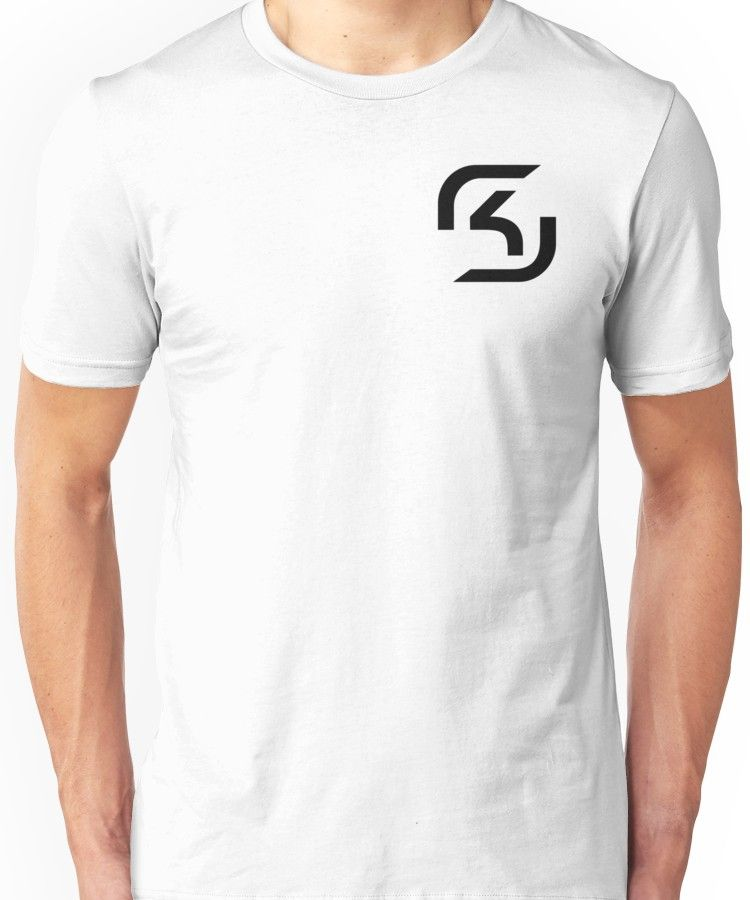 4d85fcd7 SK GAMING - CSGO TEAM - Black Logo' T-Shirt by flintybaby | Products ...