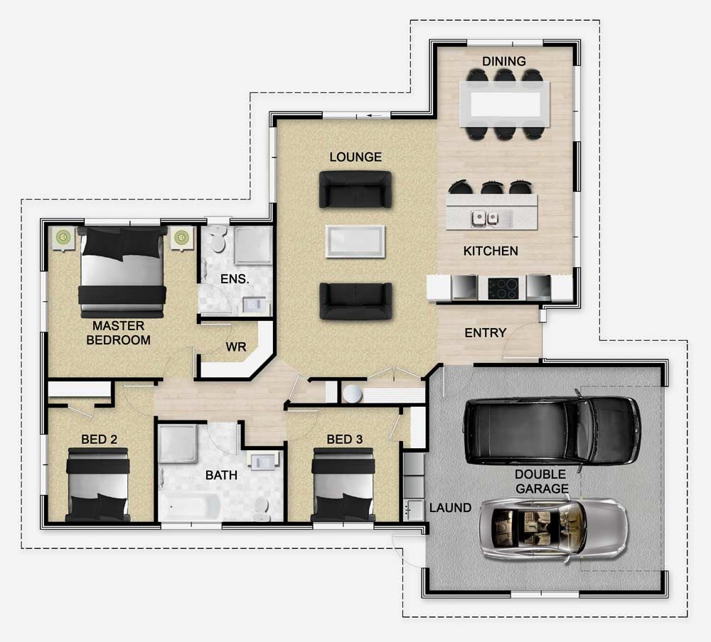 Golden homes plans - Home plan