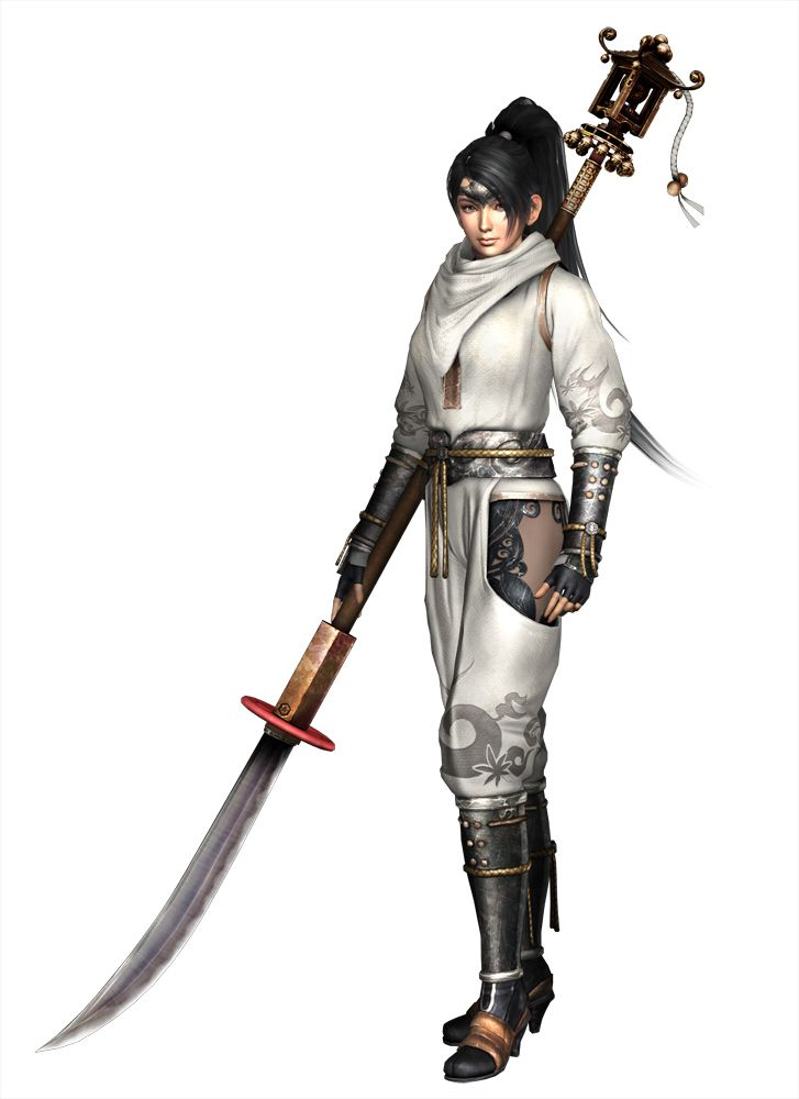 Momiji A Playable Character In Ninja Gaiden Dragon Sword And The Last Of The Dragon Lineage Shrine Maidens She Is Also Playa Ninja Gaiden Momiji Female Ninja