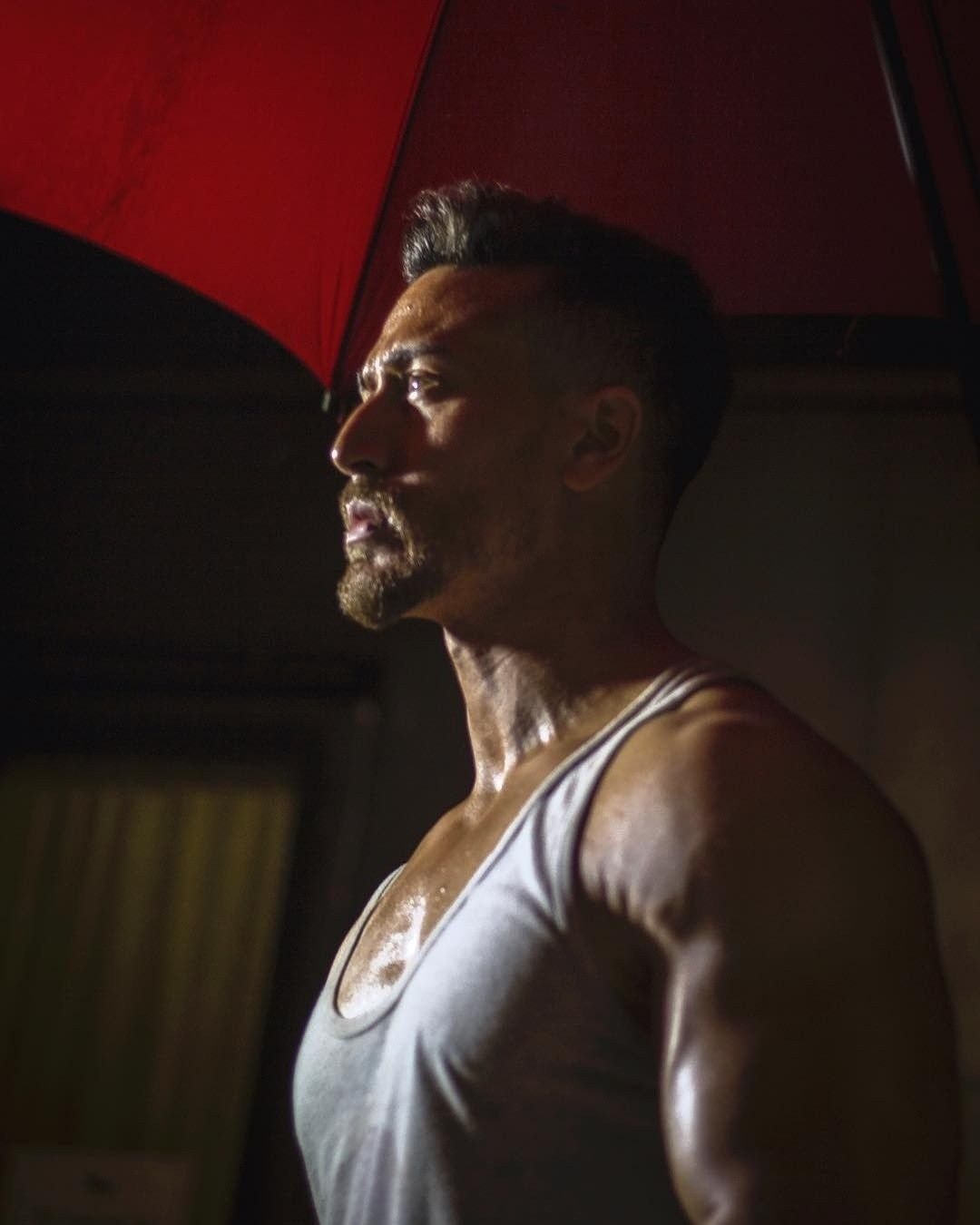 Tiger Shroff New Look For Baaghi 2 Movie Bollywood Tiger Shroff Tiger Shroff Body Actors