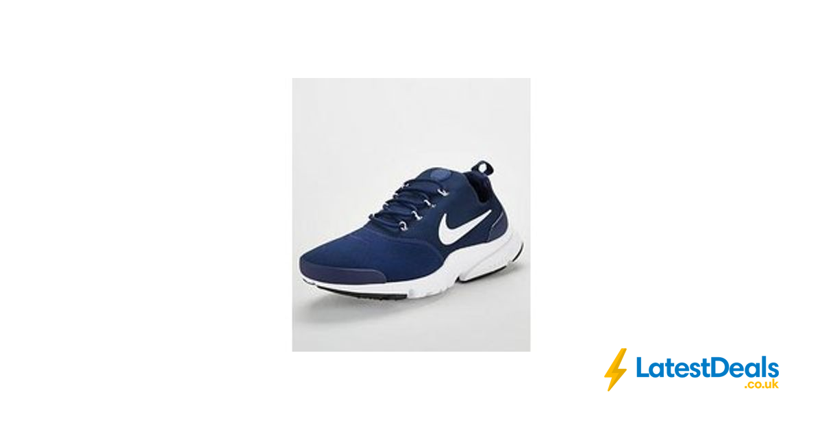 official photos 79097 1d531 Nike Presto Fly Sizes 6 > 12 Free C&C, £65 at Very | sport ...