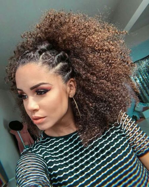20 Adorable Curly hairstyle Ideas #curlyhairstyles