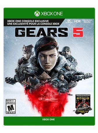 Microsoft Xbox Gears Of War 5 (Xbox One)   Sometimes it's