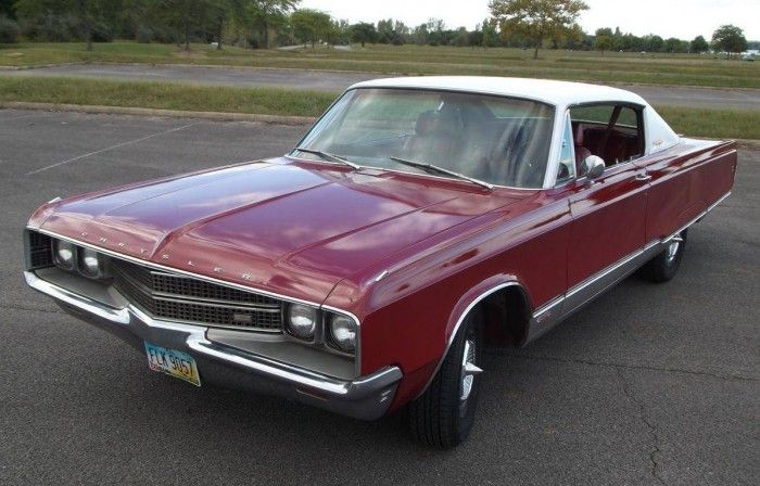 Hemmings Find Of The Day 1968 Chrysler New Yorker With Images