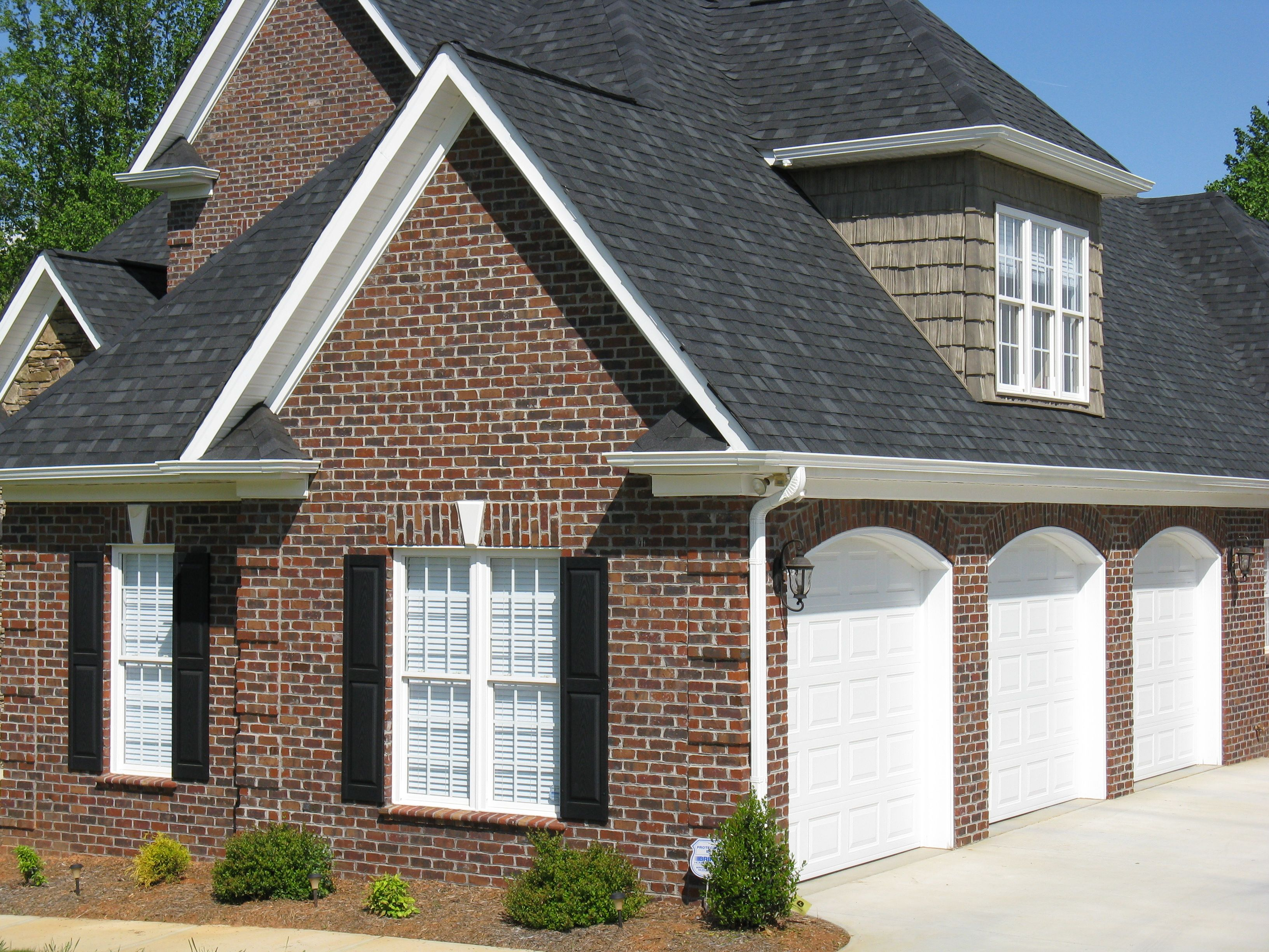 Choosing brick gives you access to countless design for Brick quoin detail