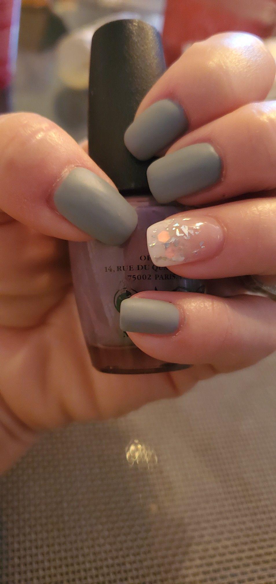 Pin by karoly7s1e8 on Nails in 2020 | Nail colors, Nails