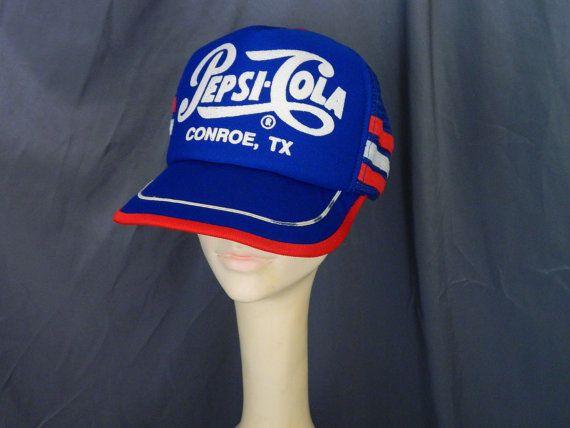 3cfc13fdec5 Vintage Pepsi-Cola Conroe