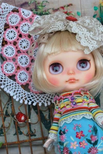 basara ※ custom Blythe ★ Roriburo ★  Find her here: http://rink.me/1CX8FCU  #blythe #blythedolls #customblythe #kawaii #cute #rinkya #japan #collectibles #neoblythe
