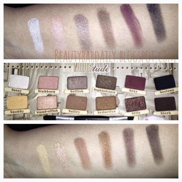 The balm nude tude palette review Nude Photos 53