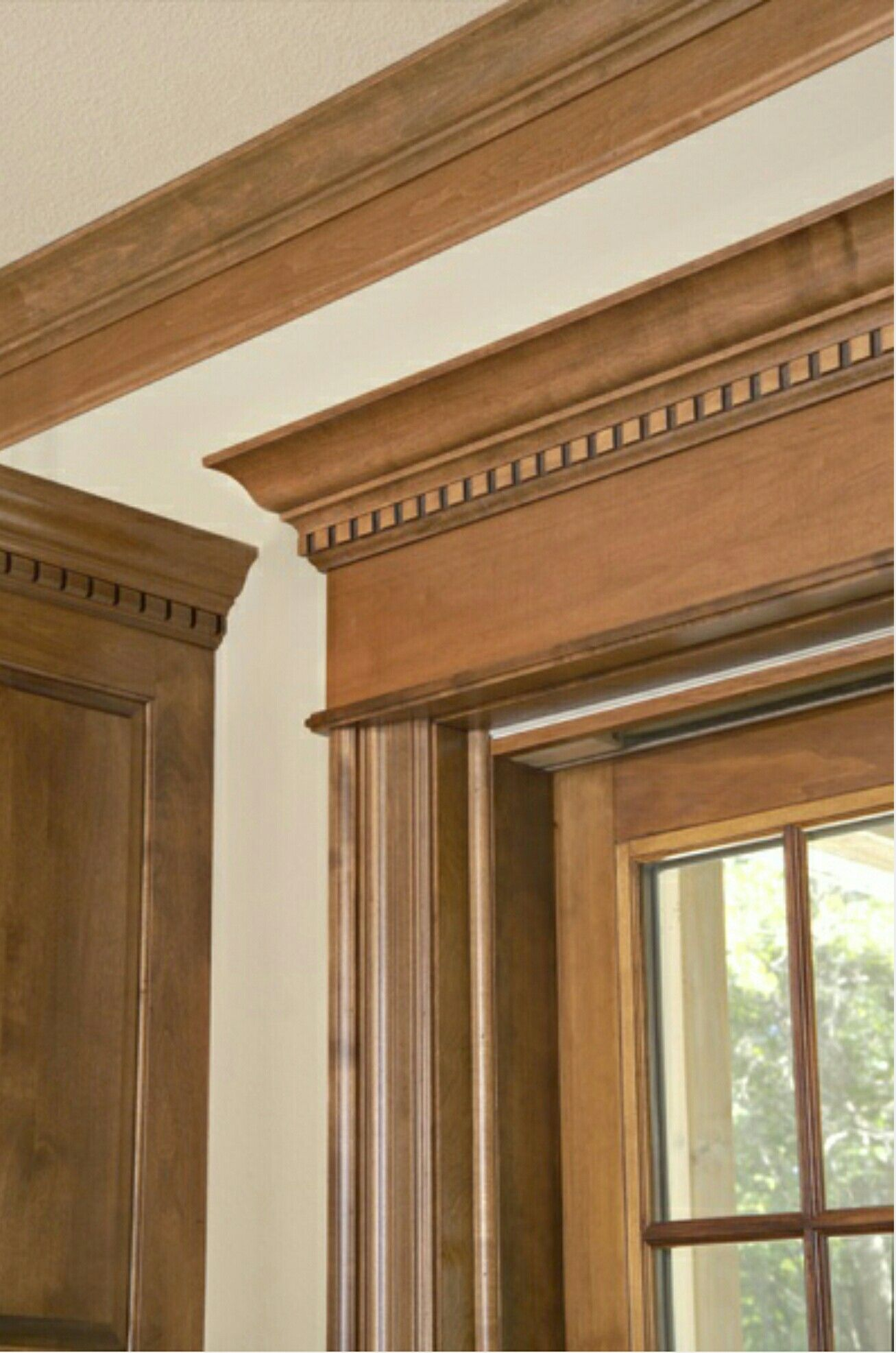 Pin By Charlene Lidyard On Home Is Where The Wine Is With Images Craftsman Home Interiors Moldings And Trim Moulding And Millwork