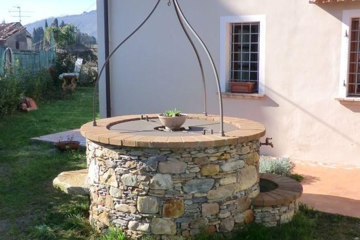 Pozzi Decorativi Da Giardino : Lavatoio pozzi ginori elfo