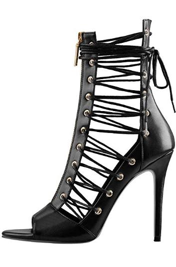 Pin On Chaussures Bottes Et Sandales Pour Femmes