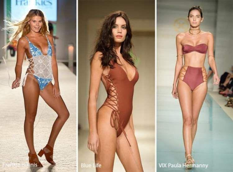 Photo of Veja as tendências de moda praia 2018. #modapraia # maiôs # moda2018 # modaverã …