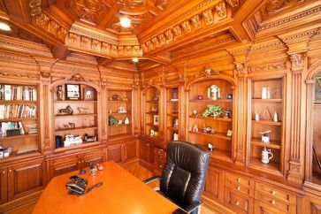 Looks Like The Big Ship Officer S Libraries Metha Library Traditional Home Office Traditional Home Offices Traditional Home Office Traditional Office