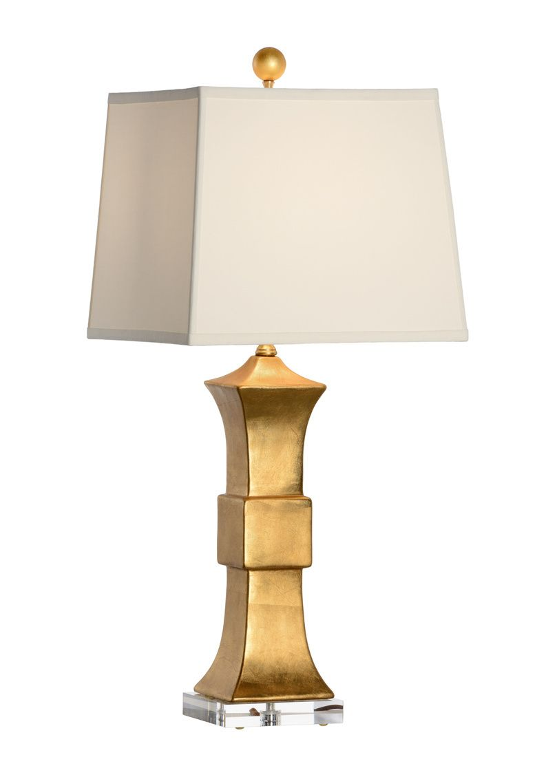 Chelsea House Gold Table Lamp Oriental Lamp Table Lamp