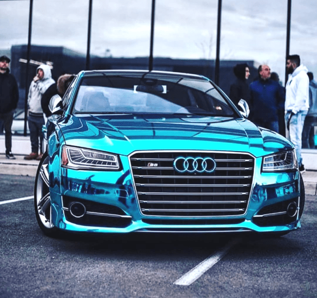 Rate This Audi S8 1 to 100