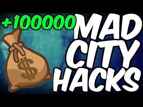 1 Mad City Money Hacks Roblox Youtube City Hacks Roblox