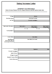 Pay Increase Form Prepossessing Salary Increase Form  Multiplication  Pinterest  Multiplication