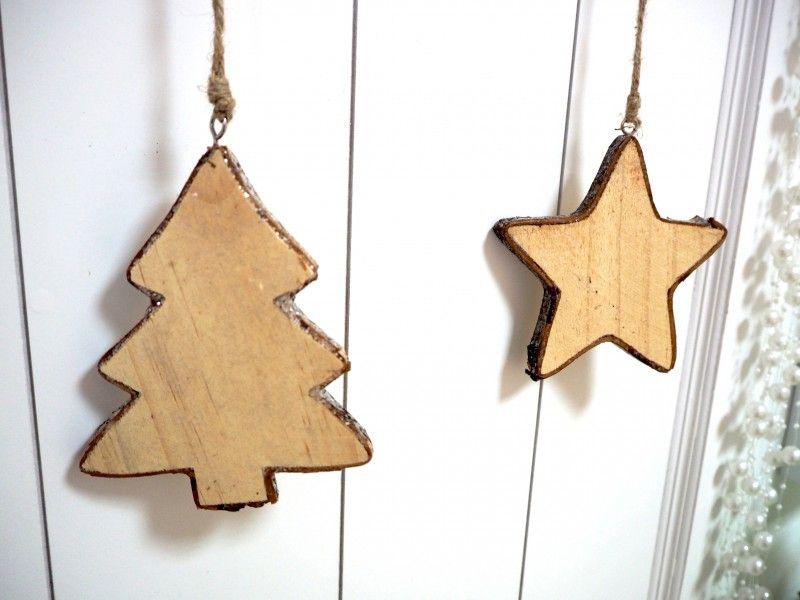 44+ Holz deko anhaenger weihnachten Sammlung
