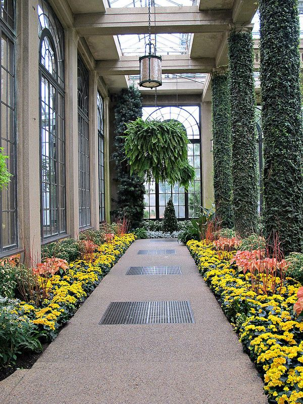 0c1d51581cbec63867ab07b38eed9c43 - Longwood Gardens Conservatory Road Kennett Square Pa