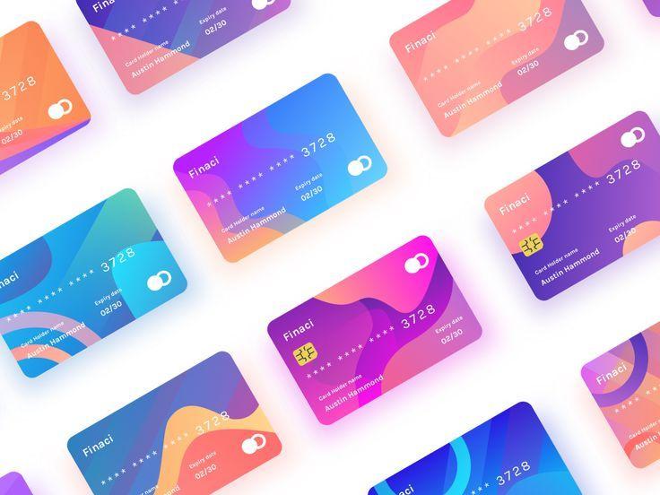 Finaci financial debitcredit ui card1 card1
