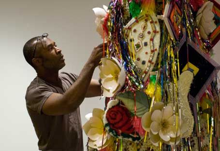 Image result for nick cave visual artist