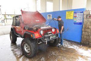 View 001 Jeep Tj Wrangler Rebirth Car Wash Engine Degrease Lead Photo 119020941 From Project Tj Reboot 1 0 Jeep Tj Jeep Jeep Rubicon