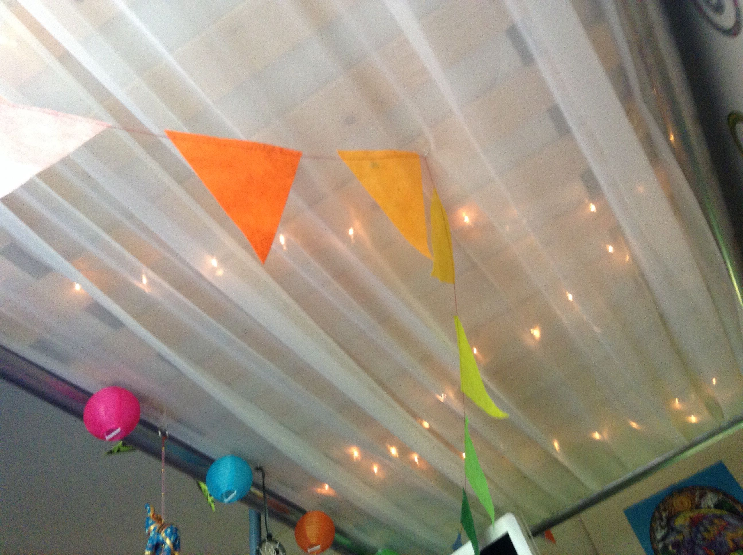 Loft bed lighting ideas  Diy bunk Bed lights you will need a box of fairy lights
