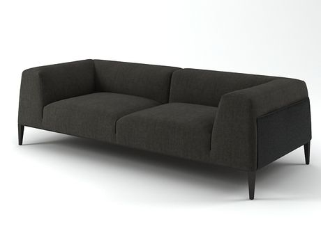 Metropolitan 3d Model By Design Connected In 2020 Couch Design