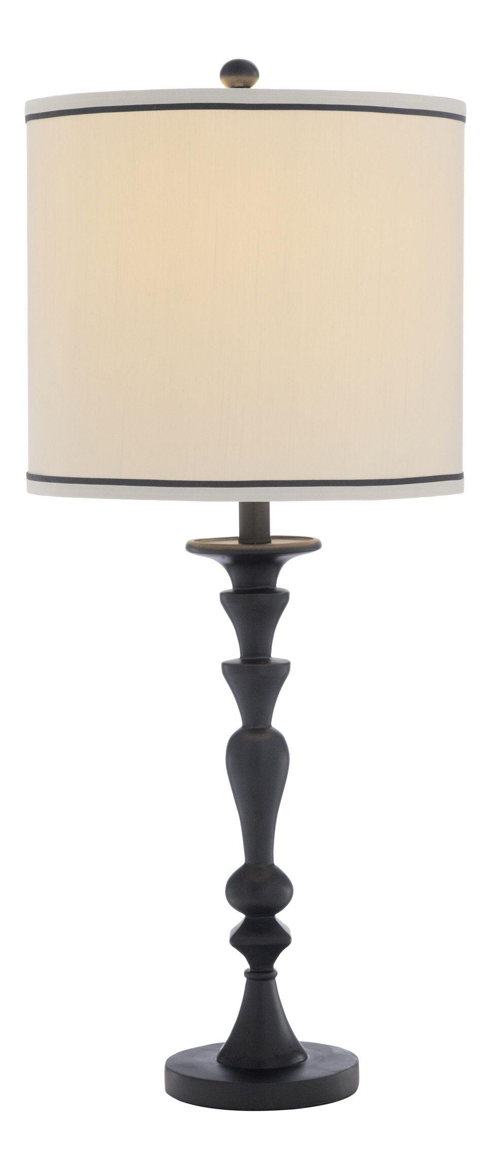 Bobbin table lamp bed pinterest