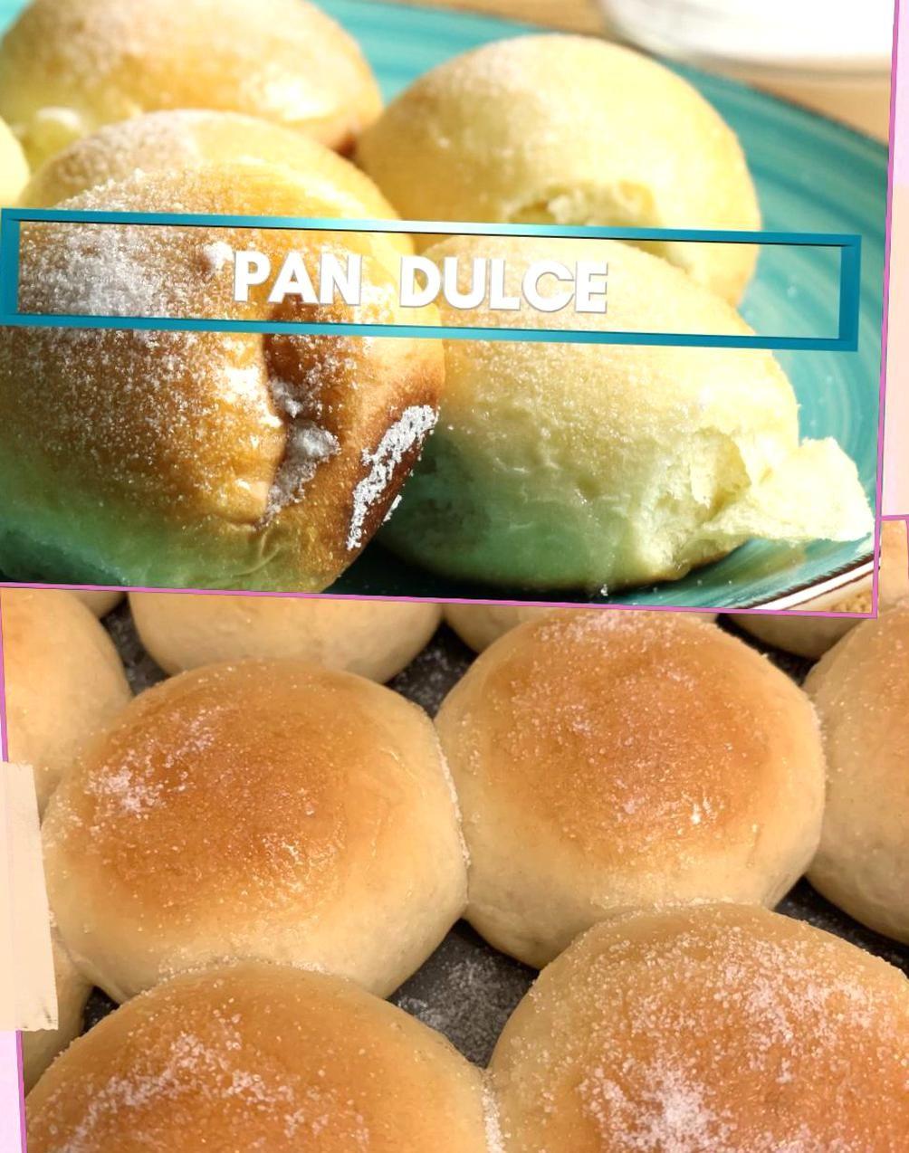 Panes Dulces Suaves Y Con La Tcnica De Tangzhong Sin Aditivos Ni Amasadora Panes Pandulce Panadera Bre Pan Dulce Bread Recipes Sweet Portuguese Sweet Bread