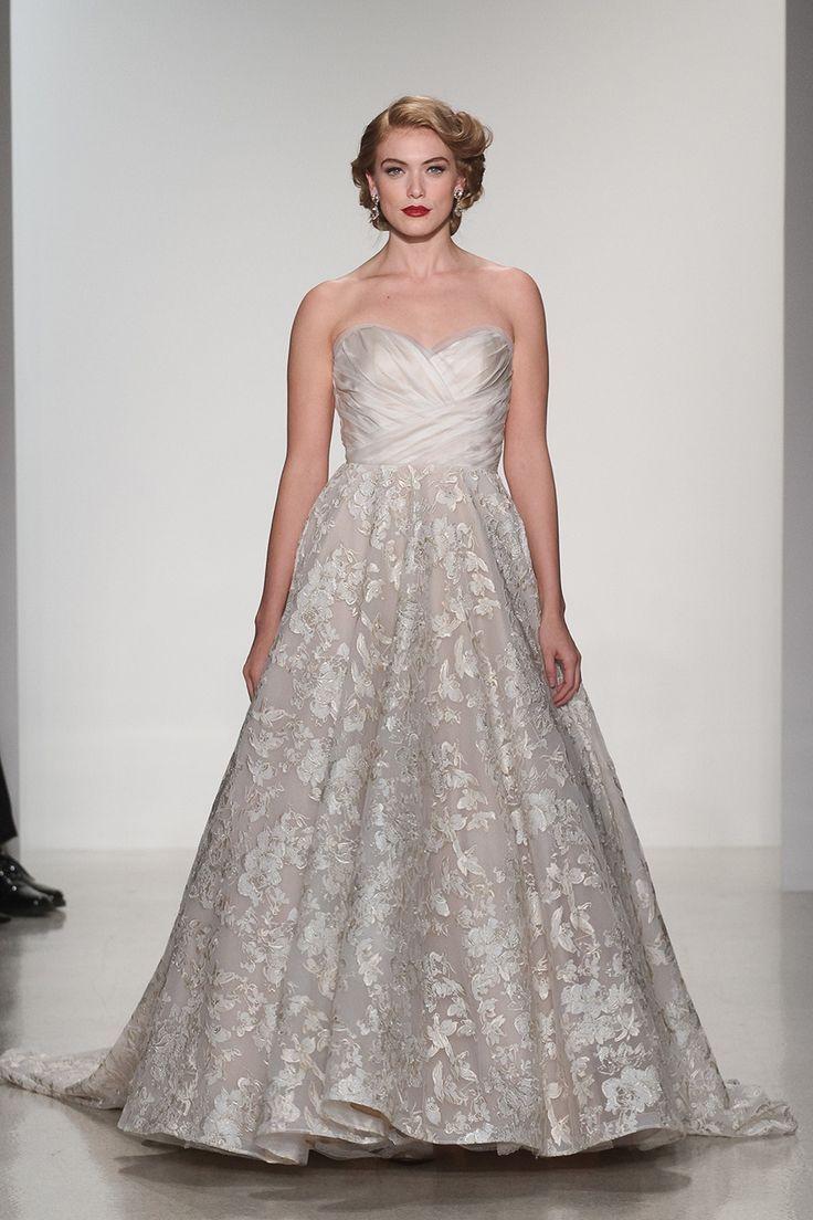 20 Chic 1950s Inspired Wedding Dresses | Matthew christopher ...