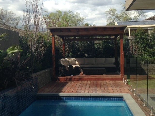 Skillion-Roof-Cabanas-Gazebos-910x393.jpg (910×393) | Backyard ...