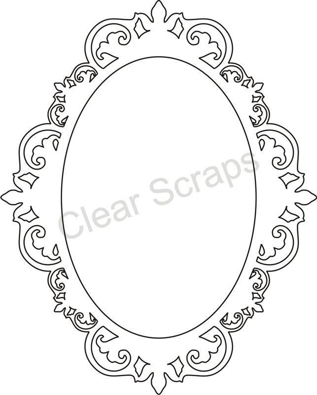 Resultado de imagen para marco de espejo antiguo dibujo | ross ...