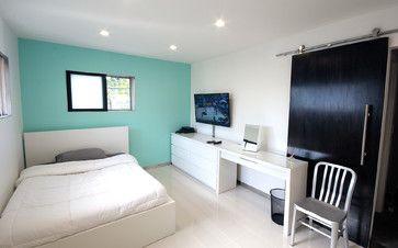 Minimalist bedroom modern bedroom